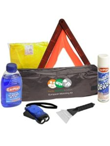 Family Motoring & Leisure image  safety triangles