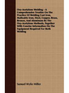 Read Books information  welding equipments