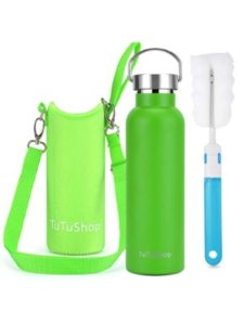 TuTuShop    insulated water bottle thermo