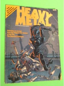 New York / East Lansing, MI: HM Communications Inc. issue 1  heavy metals