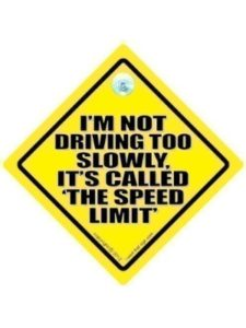 iwantthatsign.com joke  speed cameras