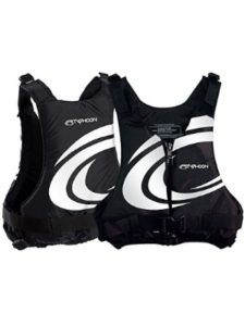 Typhoon kayak  safety vests