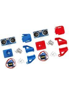 Dolity kit  ultrasonic proximity sensors