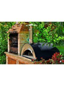 Forno Allegro kits  clay pizza ovens
