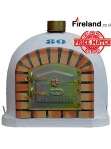 King Fire kits  clay pizza ovens