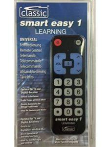 Classic large button  universal remote controls