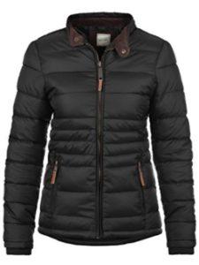 BlendShe leather jacket  heavy metals