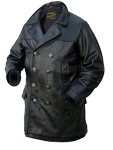 Noble House leather jacket  heavy metals