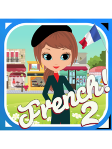 Firetap Mobile lesson  french vocabularies