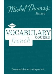 Michel Thomas Method lesson  french vocabularies