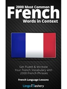 amazon lesson  french vocabularies