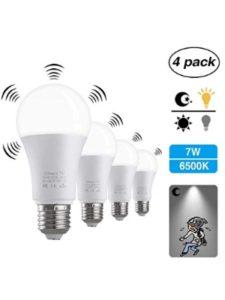 Elfeland light socket outdoor  motion detectors
