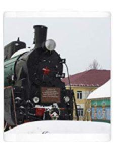 WorldInPrint line  trans siberian railways