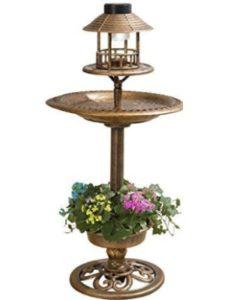 Garden Mile®    luxury bird tables