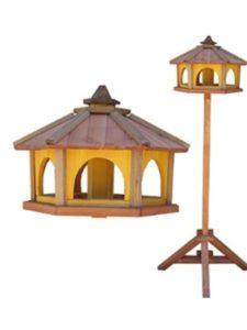 Wood & Garden    luxury bird tables