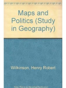 Henry Robert Wilkinson    macedonia geography maps