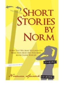 Norman Spivock make cry  short stories