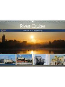 Calvendo Verlag GmbH moscow cruise  st petersburgs