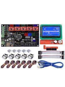Lorenlli motor control circuit  limit switches