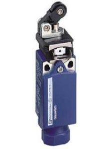 Telemecanique motor control circuit  limit switches