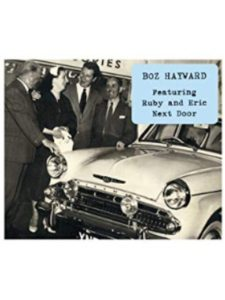 Boz Hayward music  trans siberian railways
