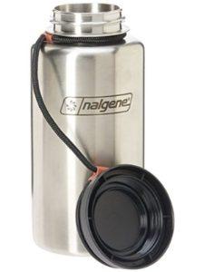 Nalgene stainless steel water bottles