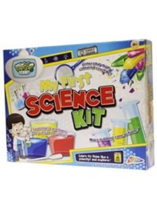 SCIENCE KIT new  science experiments