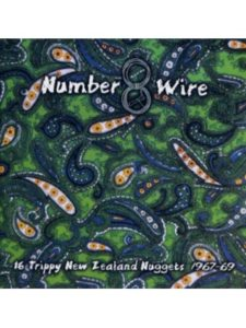 Particles number 8 wire  new zealands