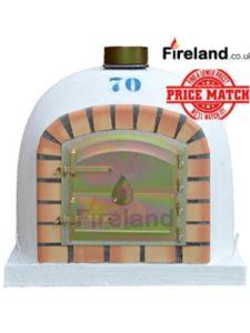 UK Retailers outdoor fire  brick ovens
