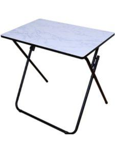 Lifewit patio table  folding squares