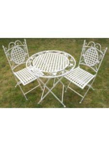 Maribelle patio table  folding squares