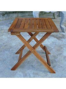 forestfox patio table  folding squares