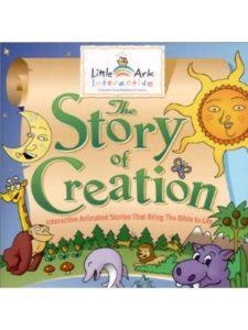 Little Ark Interactive perseverance  bible stories