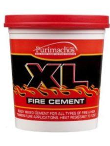 Purimachos powder  fire cements