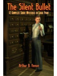 Arthur B Reeve print  short stories