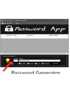 PC Media LTD program  password managers