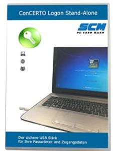 SCM PC-Card GmbH program  password managers