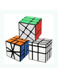 COOJA puzzle  set squares