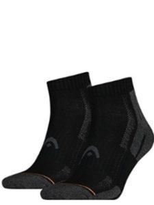 Head quarter length  socks
