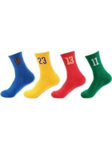 SCSpecial quarter length  socks