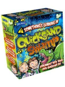 John Adams quicksand  science experiments