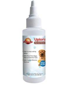 Uploria Pet World Ltd rabbit  flea powders