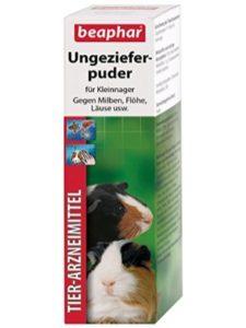 beaphar rabbit  flea powders