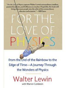 Walter Lewin rainbow  science experiments