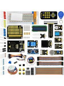 keyes raspberry pi python  ultrasonic sensors