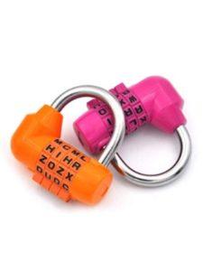 ASWYZAA repair  luggage locks