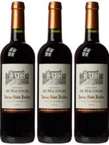 GRM right bank  bordeaux wines