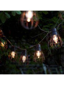 Auraglow rustic  led lanterns