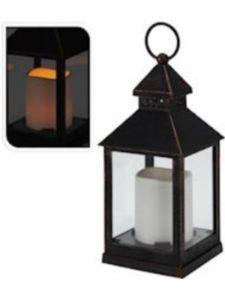 BB Workshops rustic  led lanterns