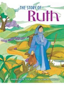 Maxine Rose Schur    ruth bible stories